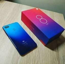 Xiaomi mi 8 128gb semi novo original com nota e garantia