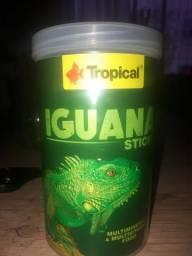 Ração para iguana