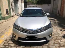 Toyota Corolla XEI 2.0 FLEX semi novo Unico Dono - 2015