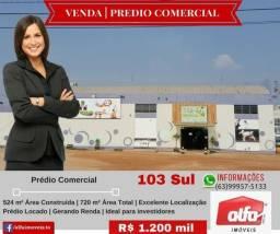 Galpão Comercial - 103 Sul