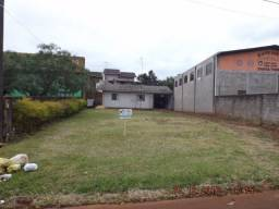 Terreno Frente BR 277 - 613,97M²