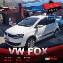 Fox Rock In Rio Único Dono 1.6