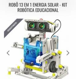 Kit Robotica energia solar