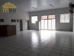 Salão para alugar, 130 m² por R$ 1.390,00/mês - Jardim Bela Daria - Presidente Prudente/SP