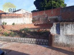 Terreno à venda, 272 m² por R$ 320.000,00 - Vila Euclides - Presidente Prudente/SP