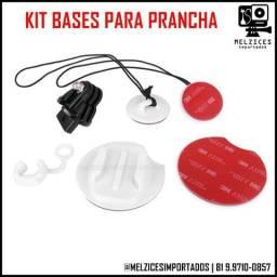 Kit Bases para Prancha de Surf para GoPro e Similares