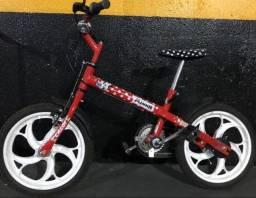 Vendo bicicleta infantil menina minnie!