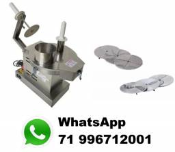 Multiprocessador de Alimentos Industrial em Aço Inox