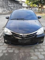 Toyota Etios sedan com 5° geração 2014.Apenas R$21.500,00