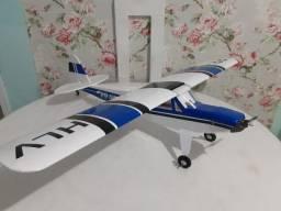 Kit aeromodelo Paulistinha para montar cortes CNC