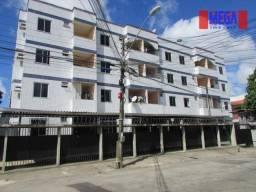 Apartamento com fácil acesso à Av. Luciano Carneiro, Hospital Infantil Albert Sabin, Shopp