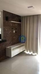 Apartamento com 3 dormitórios para alugar, 77 m² por R$ 1.900/mês - Higienópolis - São Jos