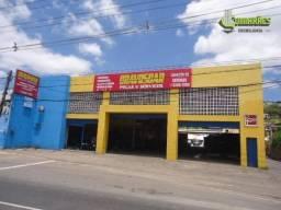 Galpão para alugar, 2300 m² por R$ 13.000,00/mês - Lobato - Salvador/BA