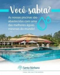 Terreno à venda, 450 m² por R$ 92.500 - Condominio thermas santa barbara - Águas de Santa