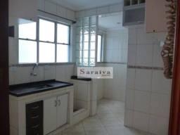 Apartamento com 2 dormitórios para alugar, 57 m² por R$ 948,09/mês - Jardim Hollywood - Sã