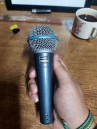 Microfone Shure Beta Sm58 Original