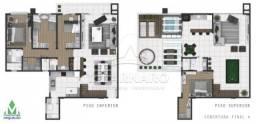 Apartamento à venda com 4 dormitórios em Centro, Ponta grossa cod:V3831