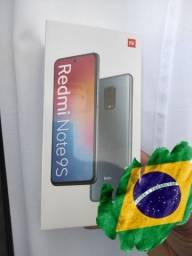 IM-PER-DI-VEL Redmi Note 9S 128 da Xiaomi. Novo LACRADO com Garantia e Entrega