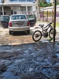Vendo bike motorizada com motor de Mobilete