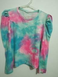 Tay Day kit 3 peças - calça + blusa manga curta + blusa manga longa