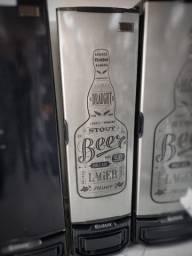 Cervejeira gelopar slim 230L c/ 2 anos de garantia (novo) Alecs