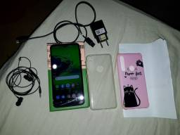 Smartphone Motorola Moto G8 Play Vermelho Magenta