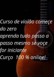 Curso de violão  completo