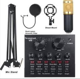 The Sound Card V8