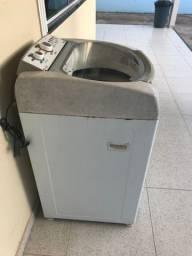Lava roupas para retirada de peças