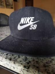 Boné Nike sb reflective ícon usado