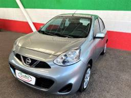 Nissan March S 1.0 Flex. Completo, Lindo Carro!