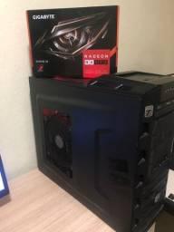 Pc gamer completo RX 570