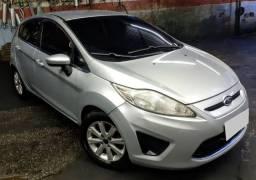 Ford - Fiesta SE 1.6 2012 com GNV