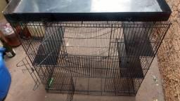 Gaiola surper grande para roedores.