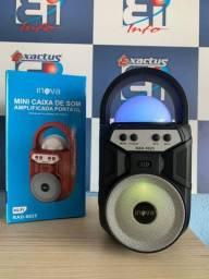 Caixa de som Bluetooth inova Rad-9025
