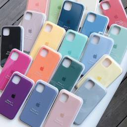 IPhone capa do logotipo silicone APPLE