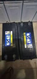Bateria Moura 150ah usada