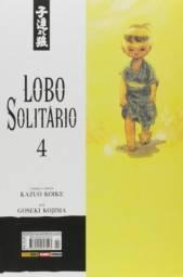 Lobo Solitario Volume 4 - Hq Nova e Lacrada!