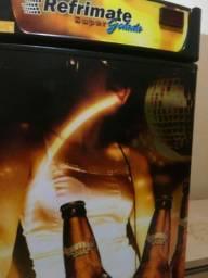 Cervejeira geladeira refrimate turbo