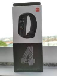 IM-PER-DI-VEL Mi Band 4 da Xiaomi. Novo LACRADO com Garantia e Entrega