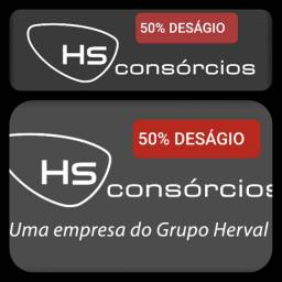 Carta HS por 50% do valor PAGO deságio
