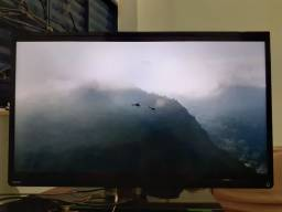 Vendo smart tv led Toshiba 40 polegadas