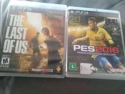 Vendo ou troco jogos de PS3