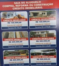Crédito para casas e apartamentos