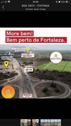 Loteamento Boa Vista a 10 Minutos de Fortaleza