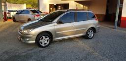 Peugeot 206 sw 1.6 2008 completo
