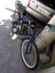 Bike Motorizada  80cc Aceito  Cartão