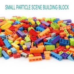Pista de Bolinha de Gude tipo lego mini