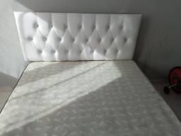 Vendo  cabceira de cama tamanho padrão