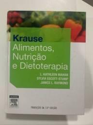 Livro Krause Seminovo